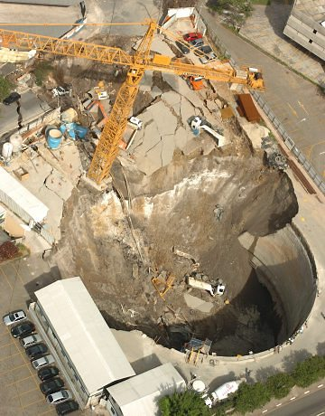 Tudo pela segurança: as modernas técnicas de gestão melhoraram a capacidade de fiscalização das obras.