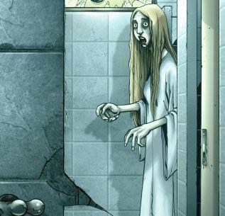 Resultado de imagem para Loira do banheiro