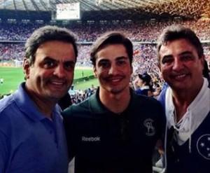 AMIZADE: Tancredo Neves era quase membro da famiglia de Escobar Pórrela.