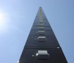 MONUMENTAL: Merdoval quer que JB construa uma torre-gaveteira na Praça dos Três Poderesna Praça dos Três Poderes