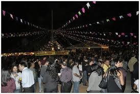 QUADRILHA: A UDN prepara uma bela festa junina para inaugurar a Carretera de La Farina.