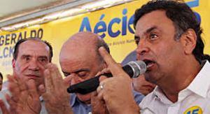 QUADRILHA: Tancredo Neves e Aloysio 300 mil prometem uma grande festa junina com dança e tudo para receber o pres. Zezinho no Senado.