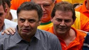 RATAZANAS: Tancredo Neves já confirmou presença na manifestação paralela no boteco do Paulinho, que apesar de cheio de ratazanas, só serve da boa.