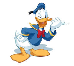 HONRARIA: O próprio Pato Donald foi encarregado por Obama de entregar o Prêmio ao Sen. Zezinho